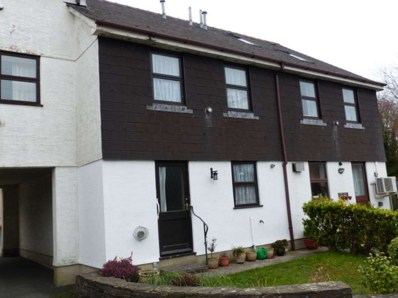 2 Bedrooms End Of Terrace House for sale in Cookworthy Court, Kingsbridge