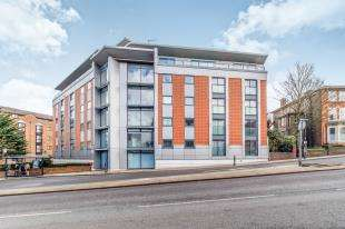 2 Bedrooms Flat for sale in St. Catherines Court, Star Hill, Rochester, Kent
