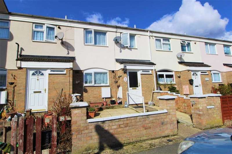 3 Bedrooms Terraced House for sale in Newchurch Road, Slough, Berkshire