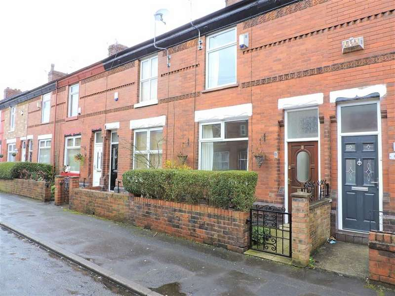 2 Bedrooms Terraced House for sale in Guildford Road, Manchester