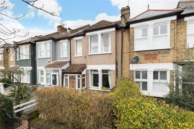 2 Bedrooms Terraced House for sale in Kemble Road, Forest Hill