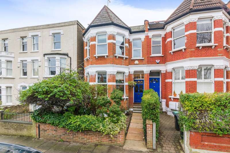 4 Bedrooms House for sale in Victoria Road, Alexandra Park, N22