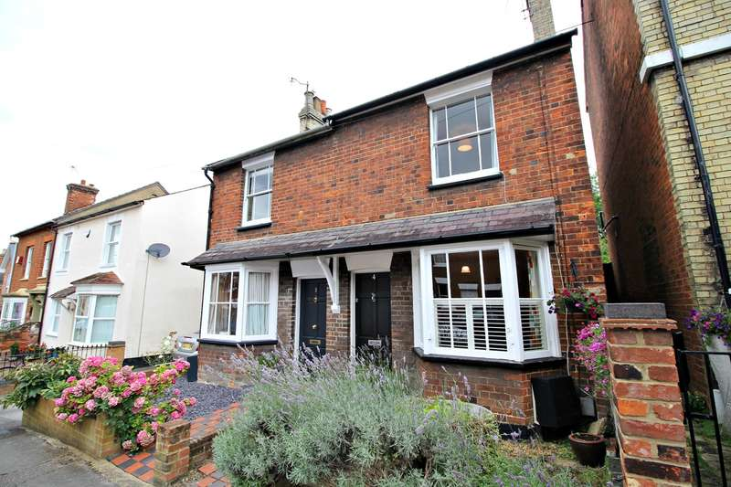 2 Bedrooms Semi Detached House for sale in Trevor Road, Hitchin, SG4