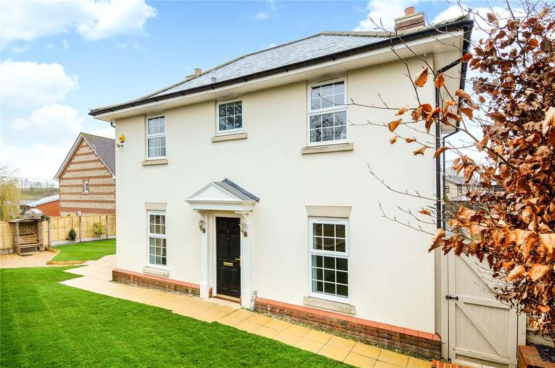 4 Bedrooms Detached House for sale in Highfield Orchard, Highfield Rise, Shrewton, SP3