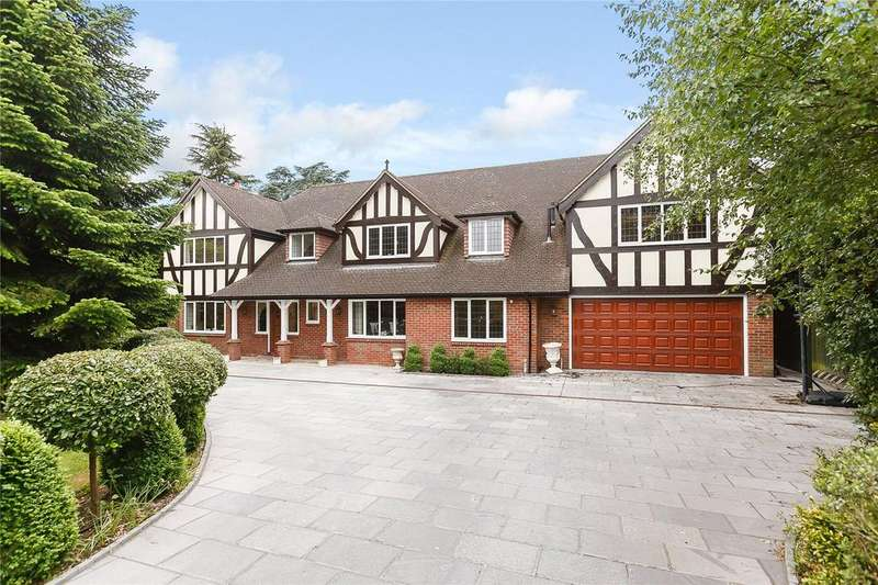 5 Bedrooms Detached House for sale in Devonshire Avenue, Amersham, Buckinghamshire, HP6