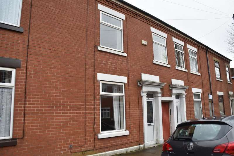 3 Bedrooms Terraced House for sale in Cunliffe Street, Chorley