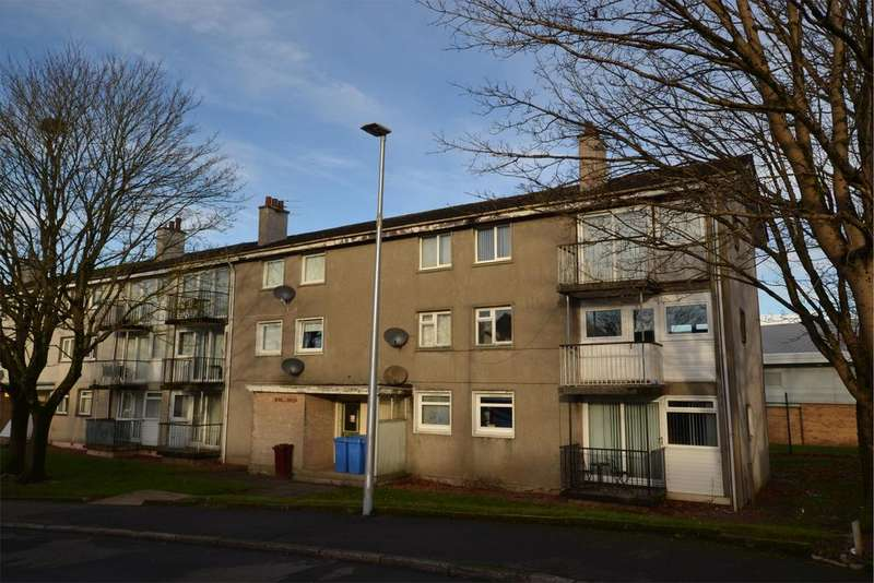 2 Bedrooms Flat for sale in 23 Columbia Place, East Kilbride, G75 8JP
