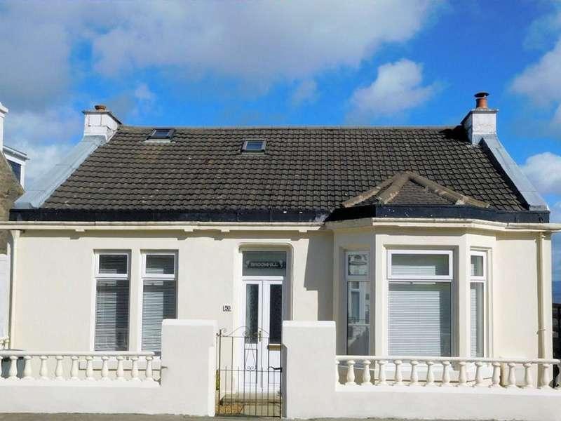 4 Bedrooms Detached House for sale in Broomhill, 50 Royal Crescent, Dunoon, PA23 7AQ