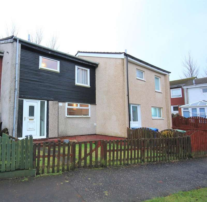 3 Bedrooms Terraced House for sale in 22 Troon Avenue, East Kilbride, G75 8TH