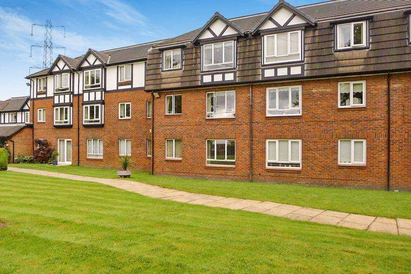 2 Bedrooms Apartment Flat for sale in Barton Road, Worsley