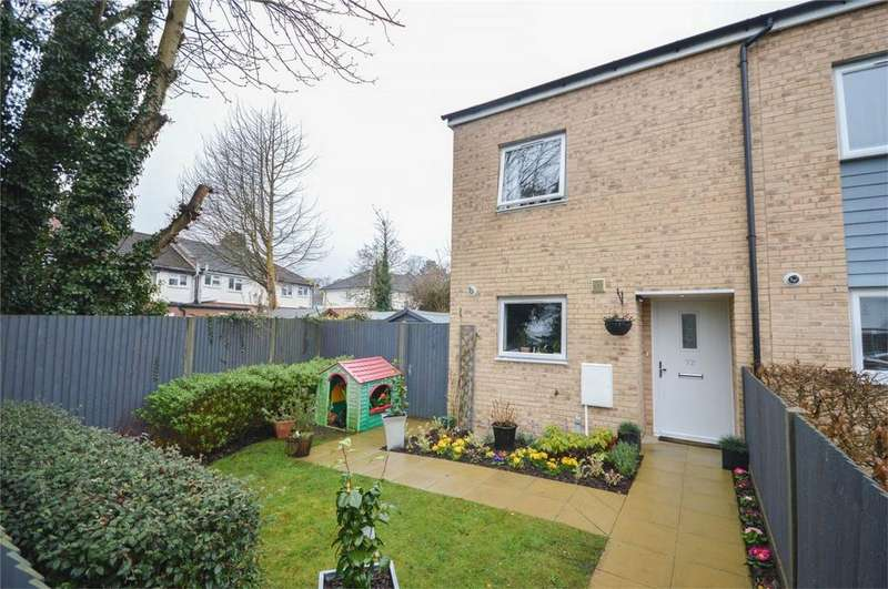 2 Bedrooms Semi Detached House for sale in Firlands, BISHOP'S STORTFORD, Hertfordshire