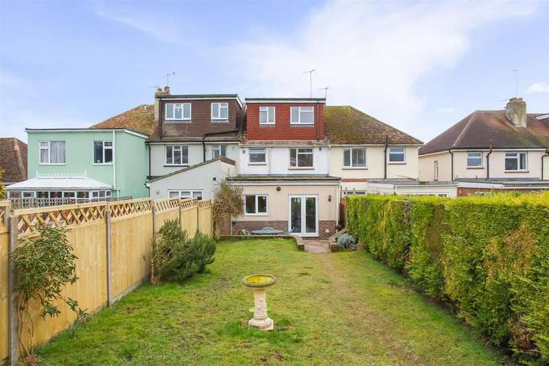 4 Bedrooms House for sale in Sefton Road, Portslade, Brighton