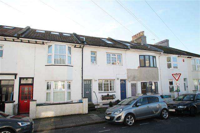 2 Bedrooms Maisonette Flat for sale in Shirley Street, Hove