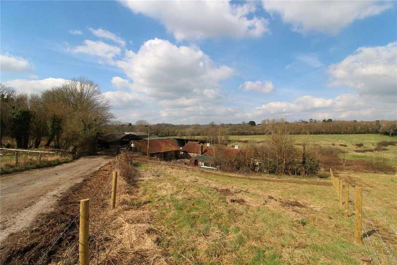 Unique Property for sale in Lot 1 - Thickets Farm Buildings, Botley Road, Bishops Waltham, Hampshire, SO32
