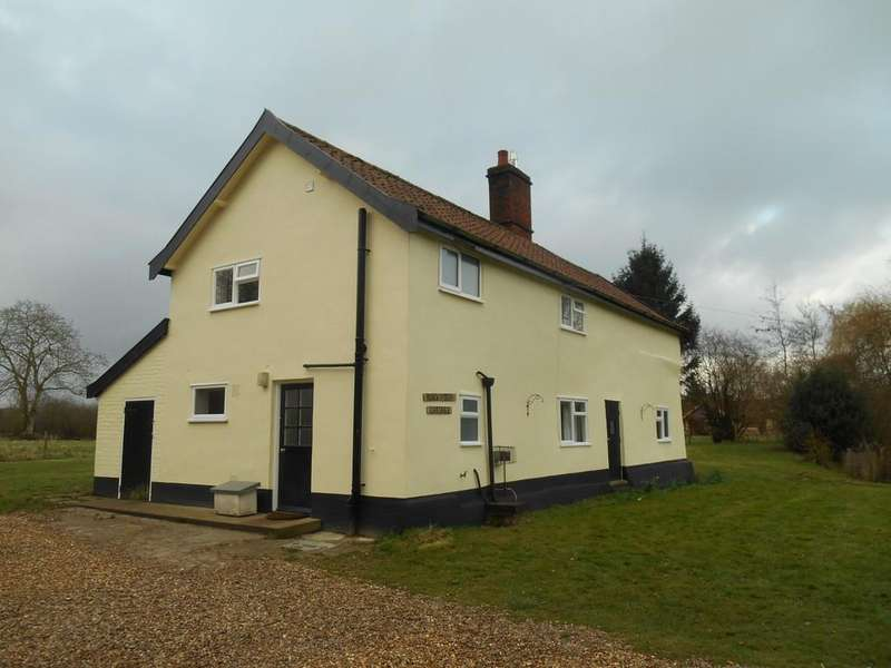 3 Bedrooms Detached House for rent in The Green, Morningthorpe