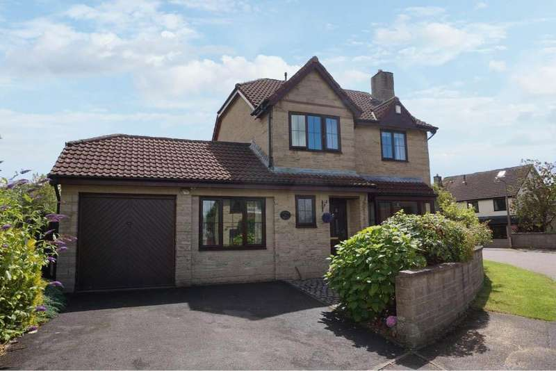 4 Bedrooms Detached House for sale in Detached family home in Farrington Gurney