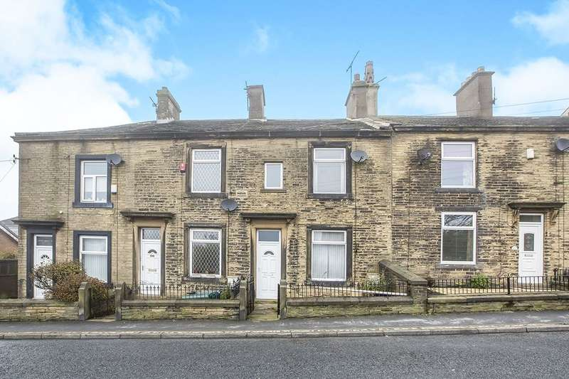 2 Bedrooms Terraced House for sale in Ford Hill, Queensbury, Bradford, BD13