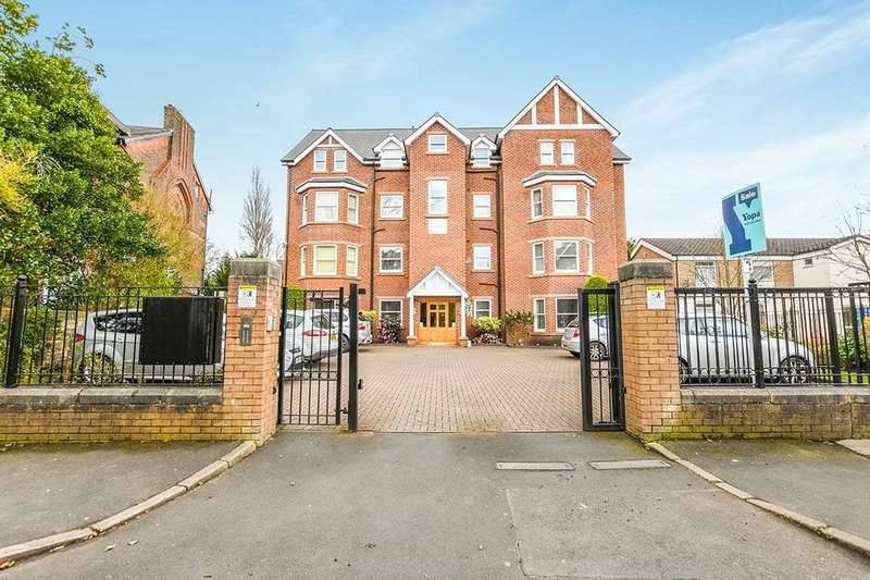 2 Bedrooms Flat for sale in Livingston Drive, Liverpool, L17