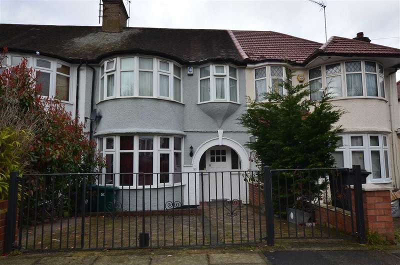 3 Bedrooms Terraced House for sale in Colin Crescent, London
