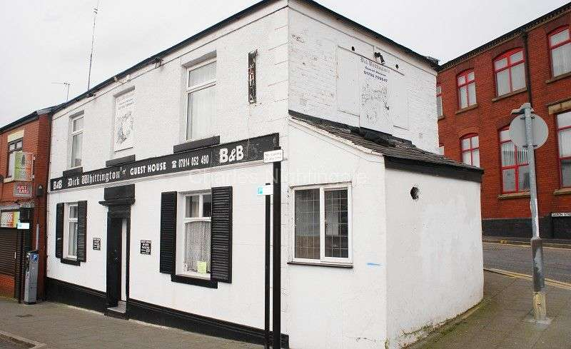 8 Bedrooms Mixed Use Commercial for sale in Oldham Road, Rochdale, Greater Manchester. OL16 1UA
