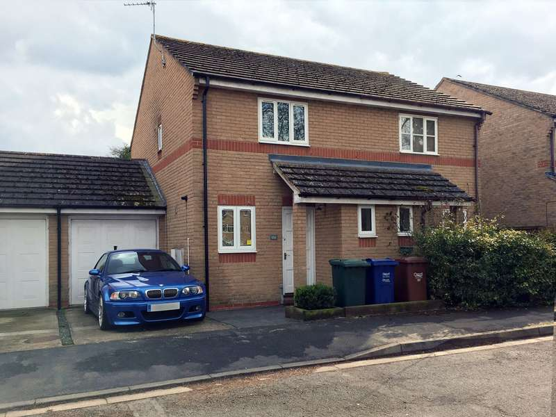 2 Bedrooms Semi Detached House for rent in The Paddocks, Yarnton OX5
