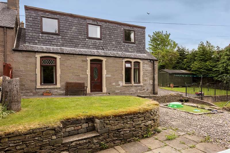 4 Bedrooms Semi Detached House for sale in Orlands Well Road, Forfar, Angus, DD8 3BE
