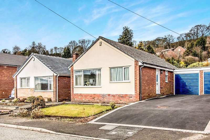 2 Bedrooms Semi Detached Bungalow for sale in Carrwood Hey, Ramsbottom, Bury, BL0