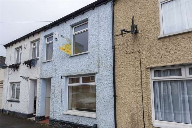 3 Bedrooms Terraced House for sale in Davies Place, Fairwater, Cardiff, South Glamorgan