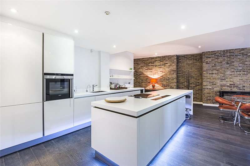 2 Bedrooms Flat for sale in Tea Trade Wharf, 26 Shad Thames, London, SE1