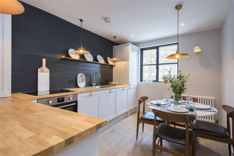 1 Bedroom Flat for sale in Darnley Road, London, E9