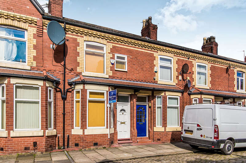 4 Bedrooms Terraced House for sale in Welford Street, Salford, M6