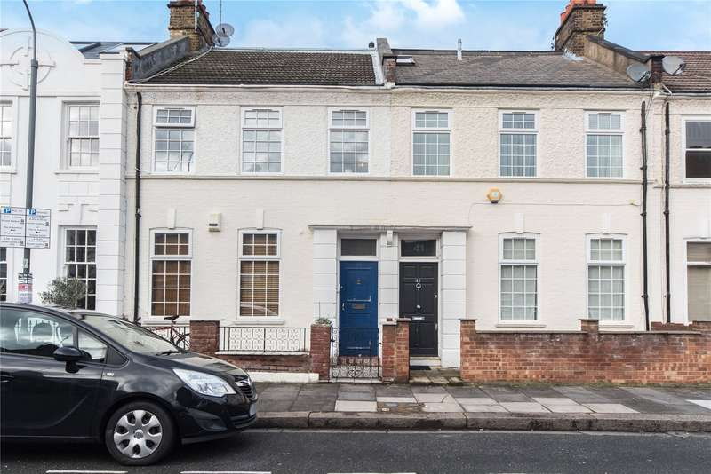 2 Bedrooms Flat for sale in Racton Road, London, SW6