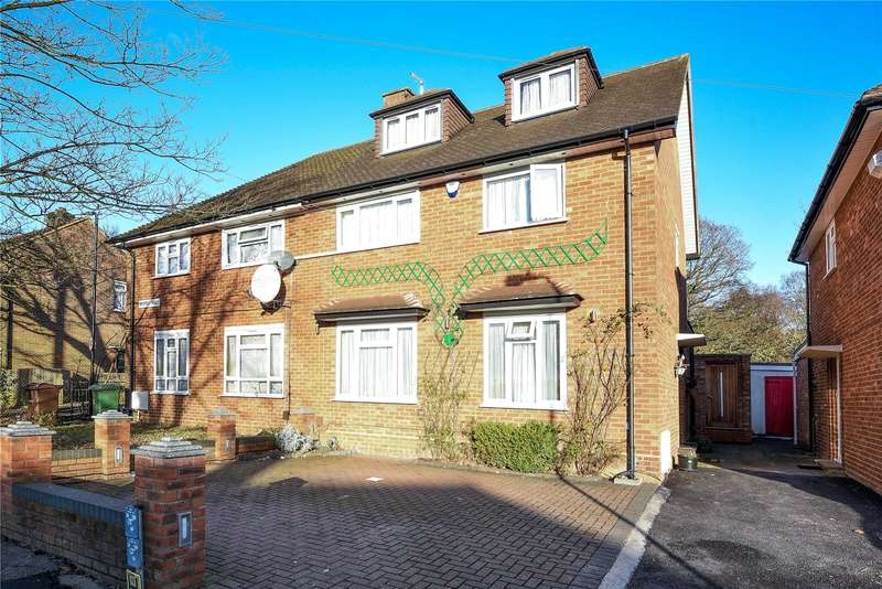 5 Bedrooms Link Detached House for sale in Bridges Road, Stanmore, Middlesex, HA7