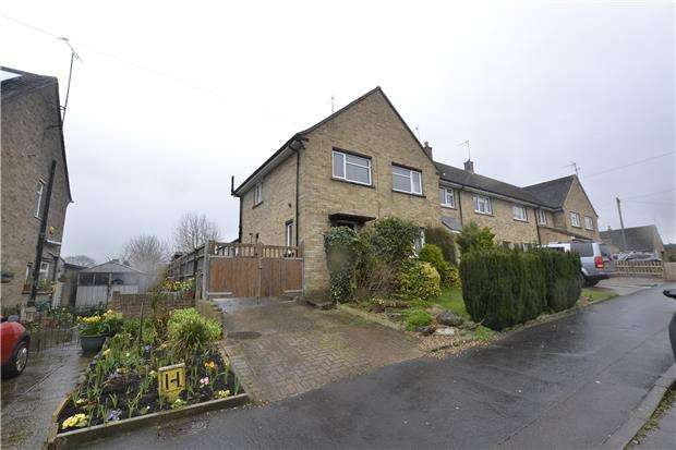 3 Bedrooms Semi Detached House for sale in 56 Holloway Road, WITNEY, Oxfordshire