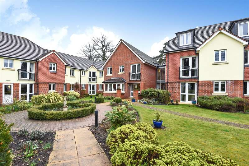 1 Bedroom Apartment Flat for sale in Wellington Lodge, 2 Firwood Drive, Camberley, Surrey, GU15