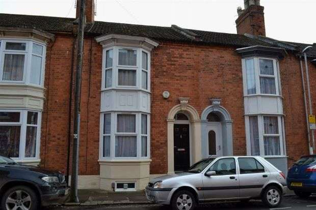 3 Bedrooms Terraced House for sale in Beaconsfield Terrace, The Mounts, Northampton NN1 3ES