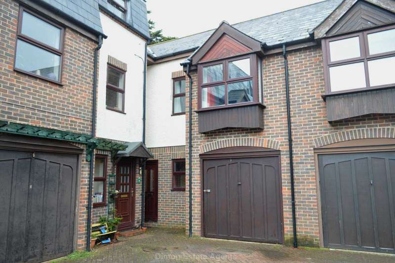 3 Bedrooms Terraced House for sale in Charlotte Mews, Alverstoke