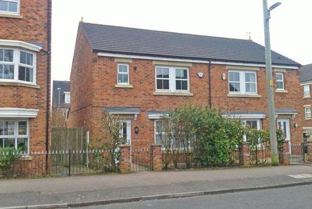 3 Bedrooms Semi Detached House for sale in Herons Court, Durham