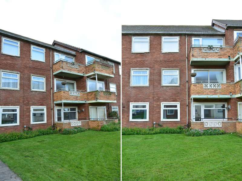 2 Bedrooms Flat for sale in Lindsay Court, St Annes, FY8 2SS