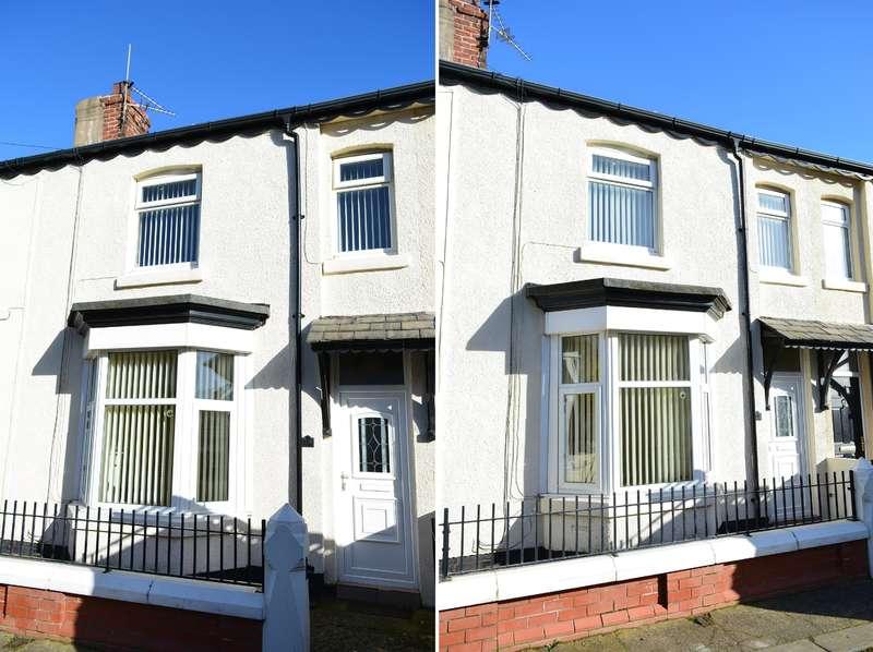 2 Bedrooms Terraced House for sale in Byron Street, Blackpool, FY4 1DE