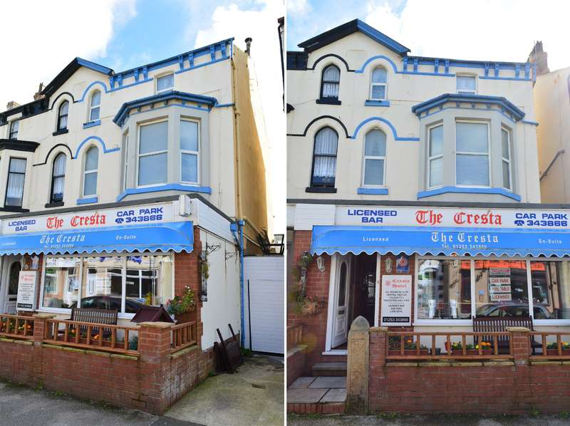 11 Bedrooms End Of Terrace House for sale in Withnell Road, South Shore, Blackpool, FY4 1HE