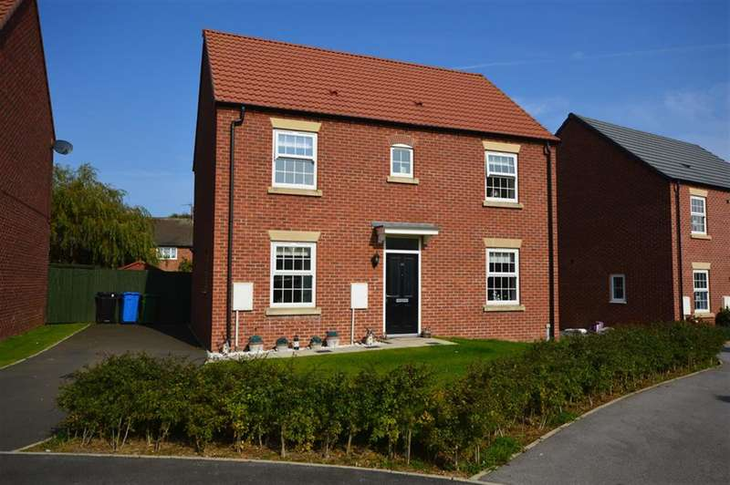 4 Bedrooms Detached House for sale in Mill Meadows Lane, Filey, YO14 0FA
