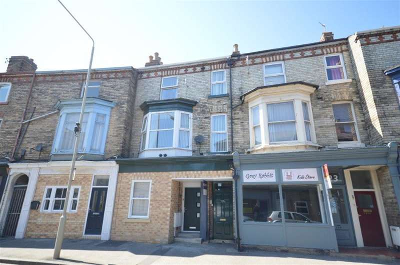 3 Bedrooms Flat for sale in Victoria Road, Scarborough, YO11 1SP