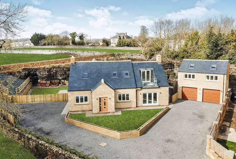 6 Bedrooms Detached House for sale in 5 Middleham View, Harmby, Nr Leyburn