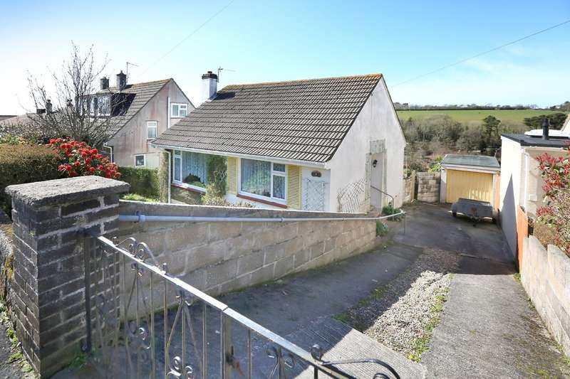 2 Bedrooms Detached Bungalow for sale in Wembury, Plymouth
