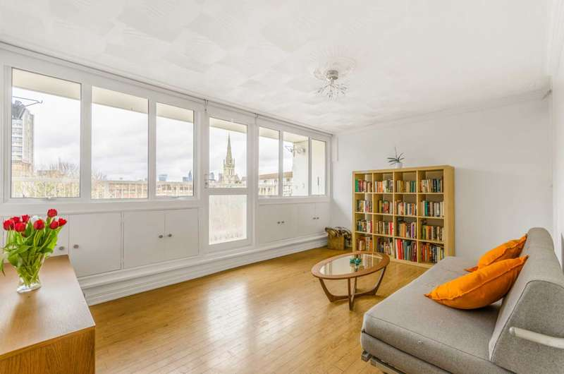 2 Bedrooms Flat for sale in Brodlove Lane, Wapping, E1W