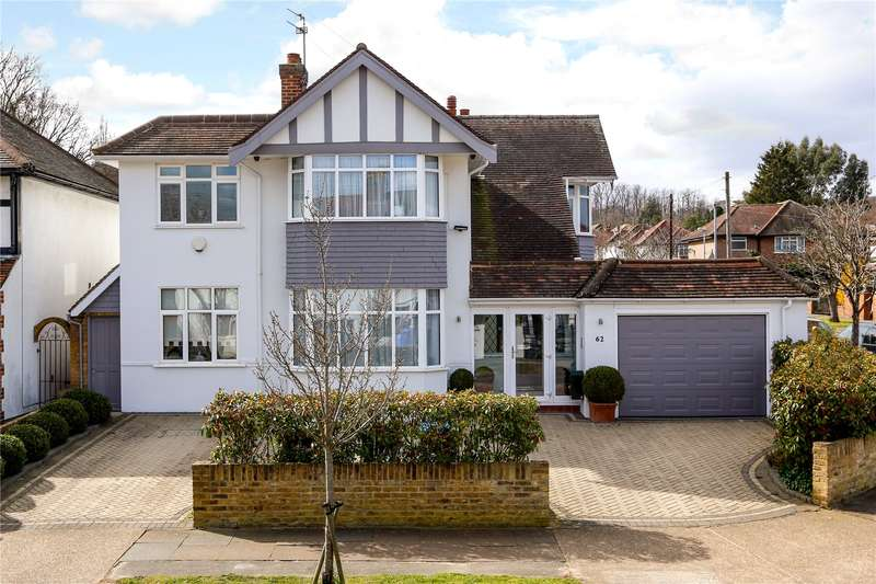 4 Bedrooms Detached House for sale in Robin Hood Lane, London, SW15