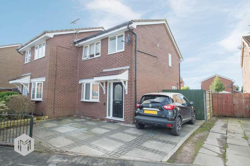 3 Bedrooms Semi Detached House for sale in Bolderwood Drive, Hindley, Wigan, WN2