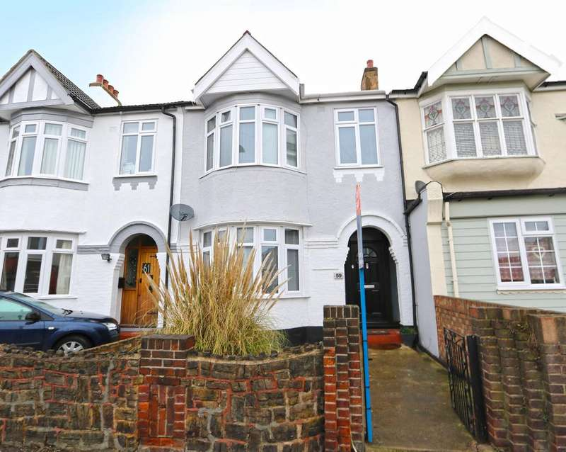 5 Bedrooms Terraced House for sale in Glendale Gardens, Leigh-On-Sea SS9