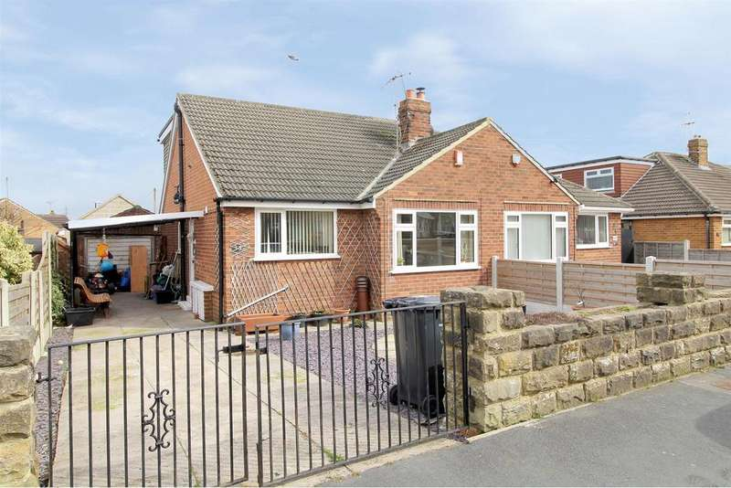 3 Bedrooms Bungalow for sale in Sandhill Drive, Harrogate